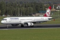 TC-FBT @ EBBR - decelerating after touchdown - by Friedrich Becker