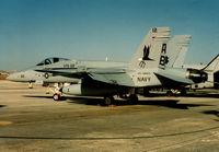 163471 @ LMML - F18A Hornet 16347/AB/312 USS America US Navy - by raymond