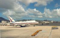B1862 @ HKG - China Airlines at Hongkong Kai Tak Airport - by Henk Geerlings