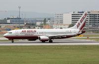 D-AHFS @ LOWW - Air Berlin - by Loetsch Andreas