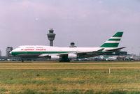 B-HOR @ EHAM - Cathay Pacific - by Henk Geerlings