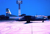 71359 @ LMML - An26 71359 Yugoslav Air Force on a tech stop in Malta. - by raymond
