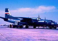 71351 @ LMML - An26  71351 Yugoslav Air Force - by raymond