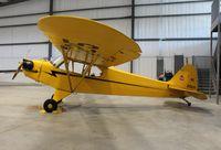 N51525 @ 5M9 - Piper J3C-65 - by Mark Pasqualino