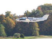 N200VJ @ KSUS - N200VJ taking off from Spirit of St Louis Airport (KSUS) runway 8R on 9 Oct 2011 - by John Heilmann