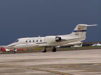 84-0112 @ LMML - C21 Learjet 84-0112 USAF - by raymond