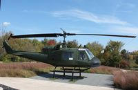 66-15236 - Bell UH-1C-BF Located at LZ Peace Memorial  Rockford, IL - by Mark Pasqualino