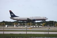 N432US @ FLL - US Airways 737