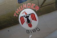N900RW @ YIP - Thunderbird