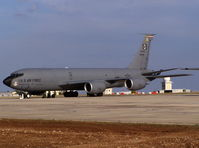 58-0036 @ LMML - KC135 58-0036 USAF - by raymond