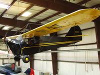 N11417 @ RIC - Photo taken at Virginia Aviation Museum June 2008 The Virginia Aviation Museum is located at the Richmond International Airport at 5701 Huntsman Road near Sandston, Virginia - by Gordon Tutt