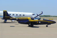 N315JB @ AFW - At Alliance Airport - Fort Worth, TX