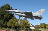 79-0345 @ KFFC - General Dynamics F-16A - by Mark Pasqualino