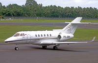 PK-JBH @ WADD - Johnlin Aircraft Transportation - by Lutomo Edy Permono