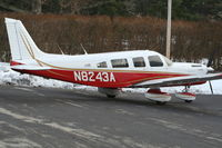 N8243A @ KLOM - N8243A - by theresa germano