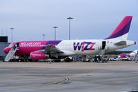 HA-LPL @ EGGW - Wizzair - by Chris Hall