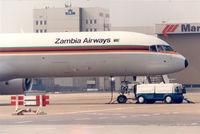 9J-AFO @ EHAM - Zambia Airways - by Henk Geerlings