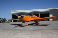 C-GQEF @ CNY3 - Solid Airplane, Removable wings. Lycoming 150 HP - by Wayne Burtney