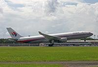 9M-MKC @ WADD - Malaysian Airlines - by Lutomo Edy Permono