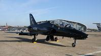XX158 @ EGSU - XX158 (19(R) Squadron, Royal Air Force, Valley) at Duxford Autumn Air Show, October, 2011 - by Eric.Fishwick
