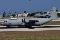 MM62196 @ LMML - C130J Hercules MM62196/46-62 Italian Air Force - by raymond