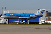 PH-KZA @ CGN - visitor - by Wolfgang Zilske