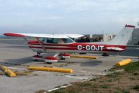C-GOJT @ CYTZ - 1975 Cessna 150M, c/n: 15077126 at Toronto City