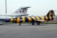 104756 @ CYHM - Canadair CF-104 Starfighter, c/n: 683A-1056 - by Terry Fletcher