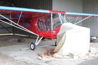 C-IHNC - 2007 RAJ HAMSA X AIR HANUMAN JABIRU AP, c/n: 1127 at Guelph Airpark - by Terry Fletcher