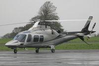G-STGR @ EGNC - 2006 Agusta A109S Grand, c/n: 22027 at Carlisle