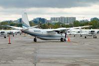 N690EM @ CYKZ - 1973 Aero Commander 690A, c/n: 11125
