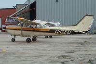 C-GZTJ @ CYKF - 1977 Cessna 172N, c/n: 17269924 - by Terry Fletcher