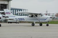 C-GQRA @ CYKF - 2003 Cessna 172S, c/n: 172S9369 - by Terry Fletcher