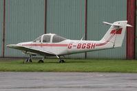 G-BGSH @ EGNC - 1979 Piper PA-38-112 Tomahawk, c/n: 38-79A0562