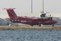 C-FPBJ @ CYTZ - Ex Air Greenland 1978 De Havilland Canada DHC-7-103, c/n: 9 at Toronto City
