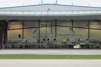 C-GXBB @ CYKF - 1999 Dassault MYSTERE FALCON 50, c/n: 278 and  C-GLBB and C-GBBX Falcon 900