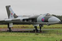 XJ823 @ EGNC - Avro Vulcan B.2A, c/n: Set 23 at Carlisle
