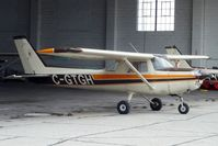 C-GTGH @ CYKF - 1979 Cessna 152, c/n: 15283075 - by Terry Fletcher