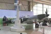TE214 @ CYHM - Supermarine Spitfire, c/n: CBAF.4424 at Canadian Warplane Heritage Museum