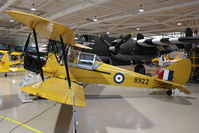 C-GCWT @ CYHM - 1942 Dehavilland DH 82-C, c/n: 1724 at Canadian Warplane Heritage Museum - by Terry Fletcher
