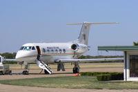 TU-VAF @ RBD - Ivory Coast G-III at Dallas Executive Airport