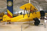 CF-DLC @ CYHM - 1937 Fleet 21M, c/n: FAC 11 at Canadian Warbird Heritage Museum