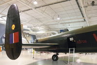 C-GVRA @ CYHM - 1945 Victory Aircraft Avro 683 Lancaster B10, c/n: FM 213