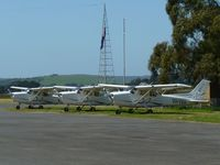 VH-VSH @ YBLT - A brace of Cessna 172S's, led by VH-VSH at Ballarat.