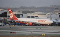 D-ALPF @ KLAX - Taxiing for departure at LAX