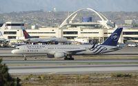 N717TW @ KLAX - Arriving at LAX
