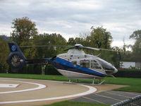 N135ED @ 8VA5 - UVA Hospital - by Ronald Barker