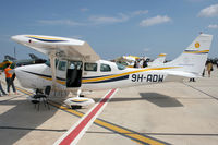 9H-ADW @ LMML - Static display - by Loetsch Andreas
