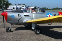 N415F @ KVTA - At the EAA fly-in - Newark, Ohio - by Bob Simmermon