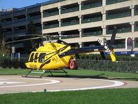 N431P @ 8VA5 - UVA Hospital - by Ronald Barker